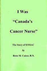 CANADA'S CANCER NURSE 2